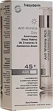 Parfumuri și produse cosmetice Cremă antirid de zi pentru față - Frezyderm Anti-Wrinkle Rich Day Cream 45+
