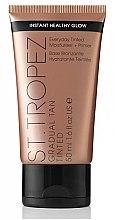 Parfumuri și produse cosmetice Bază pentru machiaj - St. Tropez Gradual Tan Everyday Tinted Moisturiser + Primer