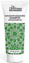 Parfumuri și produse cosmetice Șampon cu ulei de avocado - Dr. Derehsan Shampoo