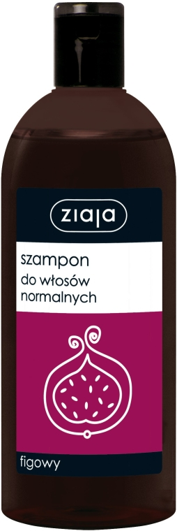 "Șampon pentru păr normal ""Smochine"" - Ziaja Shampoo For Normal Hair — Imagine N1"