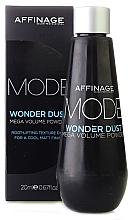 Parfumuri și produse cosmetice Pudră pentru volum - Affinage Mode Wonder Dust Volume Powder
