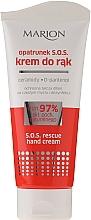 Parfumuri și produse cosmetice Cremă de mâini - Marion S.O.S Rescue Hand Cream