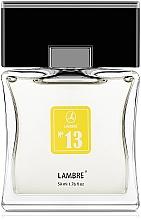 Parfumuri și produse cosmetice Lambre № 13 - Apă de toaletă