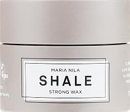 Parfumuri și produse cosmetice Ceara pentru coafarea părului scurt - Maria Nila Shale Strong Wax