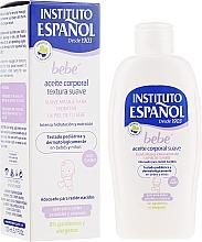 Parfumuri și produse cosmetice Ulei de corp pentru copii - Instituto Espanol