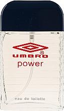 Parfumuri și produse cosmetice Umbro Power - Apă de toaletă (tester cu capac)