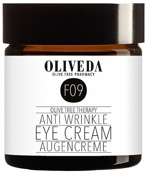 Cremă pentru zona ochilor - Oliveda F09 Anti Wrinkle Eye Cream — Imagine N1