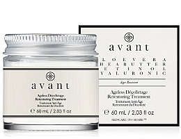 Parfumuri și produse cosmetice Tratament regenerant pentru textura pielii - Avant Ageless Decolletage Retexturing Treatment