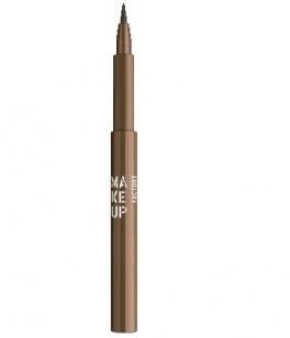 Creion pentru sprâncene - Make Up Factory Eyebrow Intensifier — Imagine N1