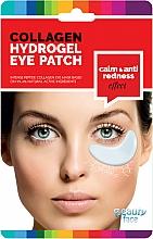 Parfumuri și produse cosmetice Patch-uri de hidrogel cu colagen - Beauty Face Collagen Hydrogel Eye Patch