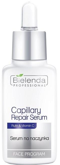 Ser tratament pentru corectarea cuperozei - Bielenda Professional Program Face Capillary Repair Serum