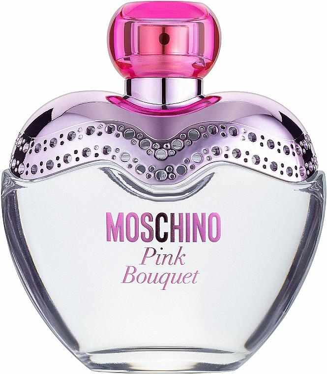 Moschino Pink Bouquet - Apă de toaletă (tester cu capac)
