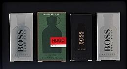 Hugo Boss Collectible Miniatures Set - Set (edt/mini/4*5ml) — Imagine N3