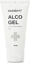 Parfumuri și produse cosmetice Gel dezinfectant - Swederm Alco Gel