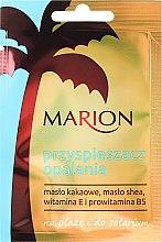 Parfumuri și produse cosmetice Accelerator bronzare - Marion