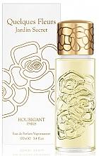 Parfumuri și produse cosmetice Houbigant Quelques Fleurs Jardin Secret - Apă de parfum