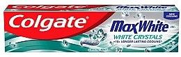 Parfumuri și produse cosmetice Pastă de dinți, efect de albire - Colgate Max White White Crystals