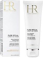 Parfumuri și produse cosmetice Cremă spumă pentru curățare profundă - Helena Rubinstein Pure Ritual Deep Cleansing Creamy Foam