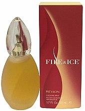 Parfumuri și produse cosmetice Revlon Fire&Ice - Apă de colonie
