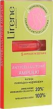 Parfumuri și produse cosmetice Fiole anticelulitice pentru corp - Lirene
