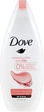 Parfumuri și produse cosmetice Cremă-gel de duș cu argilă roz - Dove Renewing Glow Pink Clay Shower Gel