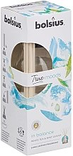"""Parfumuri și produse cosmetice Difuzor de aromă """"Ceai alb și frunze de mentă"""" - Bolsius Fragrance Diffuser True Moods In Balance"""
