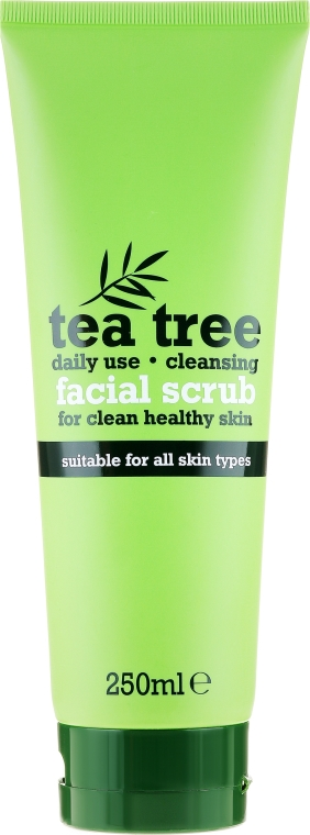 Scrub pentru față - Xpel Marketing Ltd Tea Tree Facial Scrub