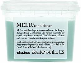 Balsam pentru părul fragil - Davines Melu Conditioner Anti-Rottura Lucidante — Imagine N3