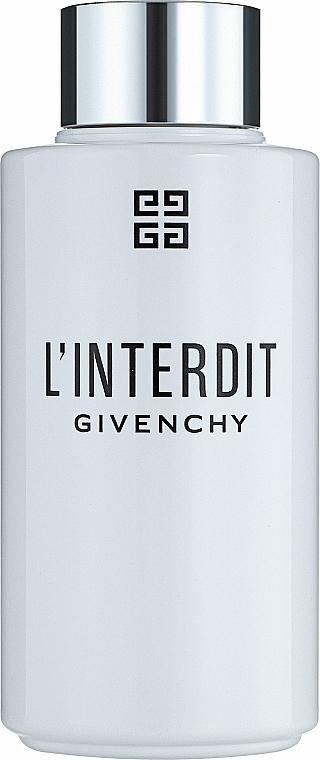 Givenchy L'Interdit - Ulei de baie