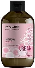 """Parfumuri și produse cosmetice Spumă de baie """"Rodie și mango"""" - Ecolatier Urban Bath Foam"""