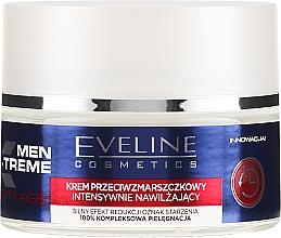 Cremă intensivă împotriva coșurilor - Eveline Cosmetics Men Extreme Anti-Age Cream — Imagine N2