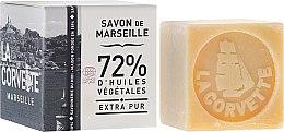 """Parfumuri și produse cosmetice Săpun """"Curățare"""" - La Corvette Savon de Marseille Extra Pur"""