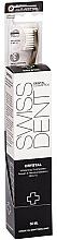 Parfumuri și produse cosmetice Set - Swissdent Crystal Combo Pack (toothpast/50ml + toothbrush/1pcs)