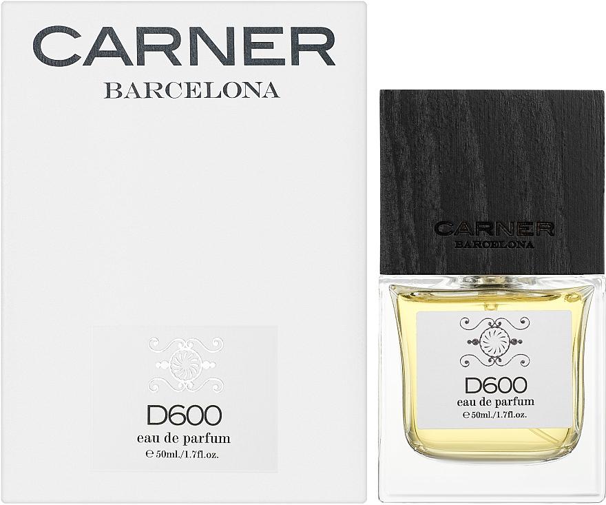 Carner Barcelona D600 - Apă de parfum — Imagine N2