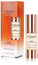 Parfumuri și produse cosmetice Bază pentru machiaj - DAX Cashmere Photo Blur