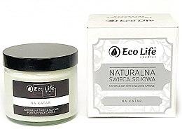 Parfumuri și produse cosmetice Lumânare parfumată împotriva răcelii - Eco Life Candles