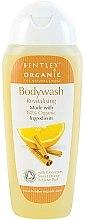 "Parfumuri și produse cosmetice Gel de duș ""Renaștere"" - Bentley Organic Body Care Revitalising Bodywash"