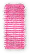 """Parfumuri și produse cosmetice Bigudiuri cu arici """"Velcro"""", 25 mm, 8 buc., 0256 - Top Choice"""