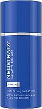 Parfumuri și produse cosmetice Cremă pentru gât și decolteu - NeoStrata Skin Active Trimple Firming Neck Cream