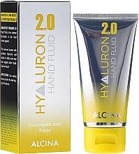 Parfumuri și produse cosmetice Balsam pentru mâini - Alcina Hyaluron 2.0