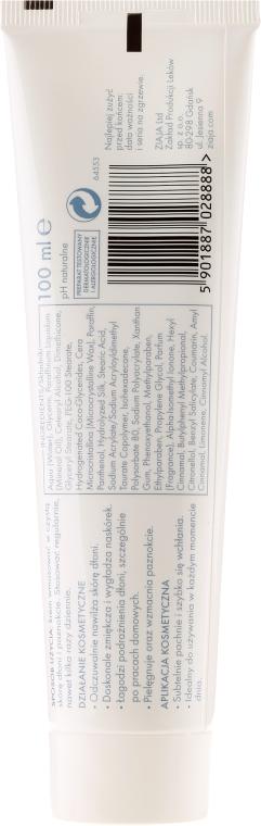 Cremă pentru mâini cu proteine din mătase - Ziaja Hand Cream — Imagine N2