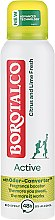 Parfumuri și produse cosmetice Antiperspirant-Spray 48h - Borotalco Active