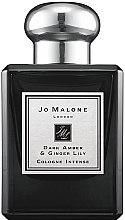 Parfumuri și produse cosmetice Jo Malone Dark Amber & Ginger Lily Intense - Apă de colonie
