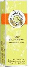 Roger & Gallet Fleur D'Osmanthus - Apă de parfum — Imagine N3