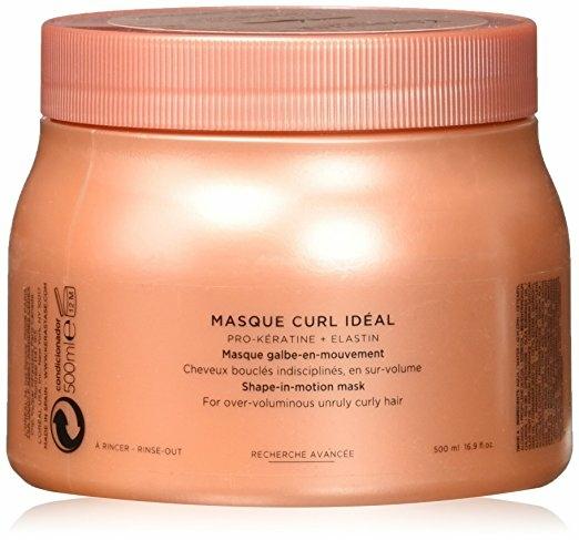 Mască pentru părul creț și neascultător - Kerastase Discipline Curl Ideal Masque — Imagine N2