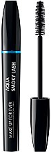 Parfumuri și produse cosmetice Rimel impermeabil - Make Up For Ever Aqua Smoky Lash Mascara