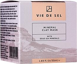 Parfumuri și produse cosmetice Mască minerală de față - Vie De Sel Mineral Clay Mask With Dead Sea Minerals
