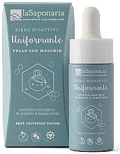 Parfumuri și produse cosmetice Ser de netezire bioactiv - La Saponaria Spot-Corrector Serum