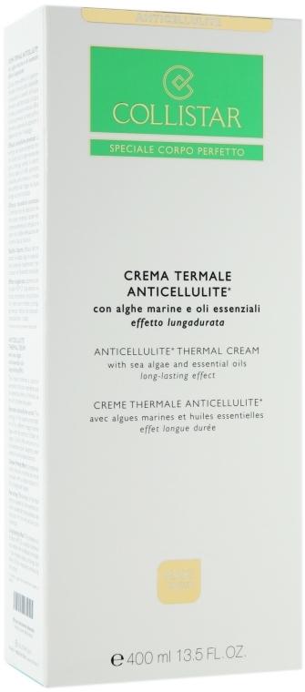 Cremă termică anticelulitică - Collistar Anticellulite Thermal Cream — Imagine N2