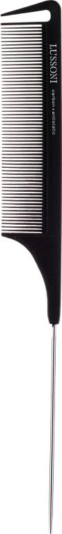 Perie de păr - Lussoni PTC 306 Pin tail comb